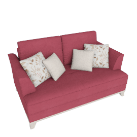 Aroma 2-seater Sofa Bed