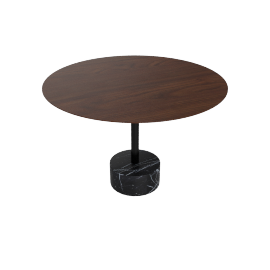 Nove Table, Nero Marquina