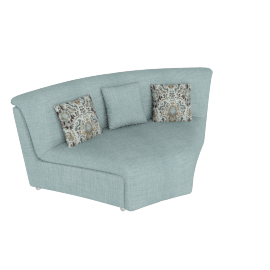Jaide Wedge Sofa