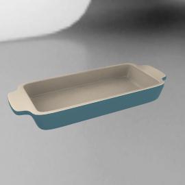 Le Creuset Rectangular Dish, 32cm, Granite