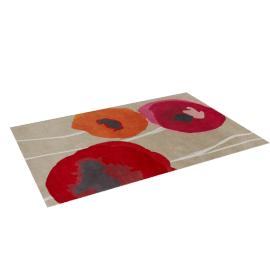 Sanderson Poppies Rug 180x120
