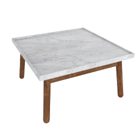 Carve Coffee Table Square 600
