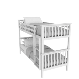 Taylor's Bunk Bed