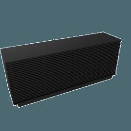 Line Credenza, Large, Black