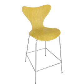 Series 7 Barstool - Colored Ash
