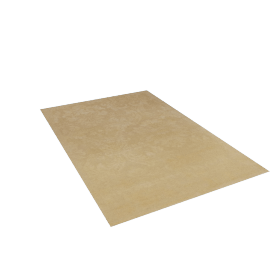 Josephine Rug, Light Gold, W200 x L300cm