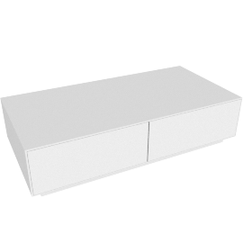 Pocket Table, White