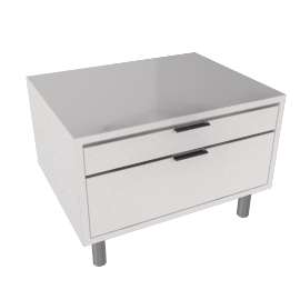Mindoro Bedside Table