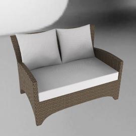 Barlow Tyrie Savannah 2-Seater Garden Armchair