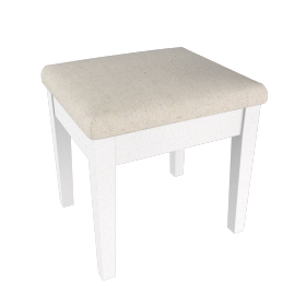 Aurelia Dressing Table Stool