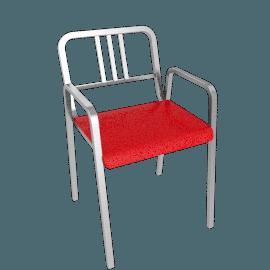 Nine-0™ Stacking Armchair