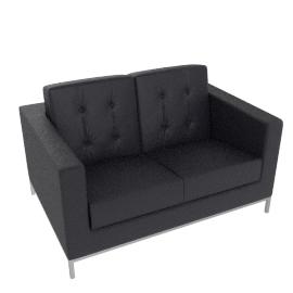 Odyssey Petite Sofa  , Arredo Black