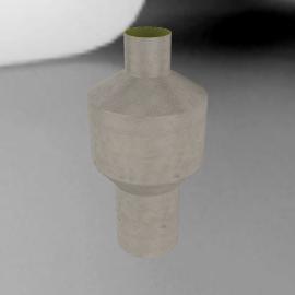Arik Levy Vase Small - White.Green