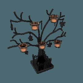 Halloween Tealight Tree