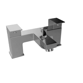 Deck Mounted Bath Shower Filler, Low Pressure