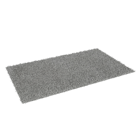 Angora Shaggy Rug - 90x150 cms, Grey