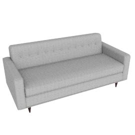 "Bantam 73"" Sofa in Fabric"