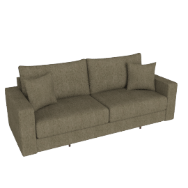 Signature Sofa Bed, Caramel