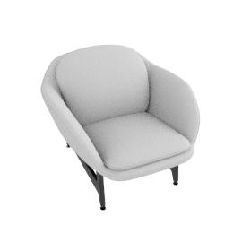 Vico armchair